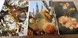 Set 3 postkaarten Hoogstraten in Groenten en Bloemen 2019_