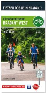 Fietsroutenetwerk Brabant West